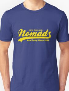 Real footy. Since 1999. (Yellow) T-Shirt