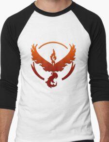 Team Valor Logo Men's Baseball ¾ T-Shirt