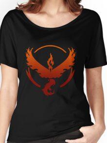 Team Valor Logo Women's Relaxed Fit T-Shirt