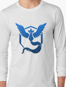 Team Mystic Logo Long Sleeve T-Shirt