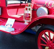 1919 Ford Prospect Wagon Sticker