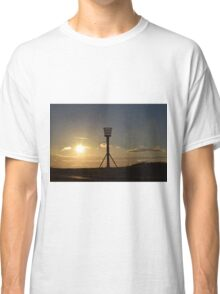 Medieval Fire Basket Classic T-Shirt