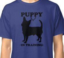 Human Pup Puppy in Training Classic T-Shirt