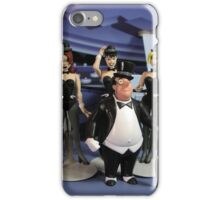 The Penguin's Iceberg Lounge iPhone Case/Skin
