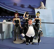 The Penguin's Iceberg Lounge by thecasimir