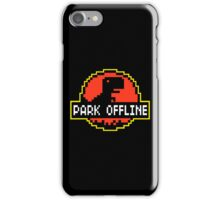 Park Offline iPhone Case/Skin