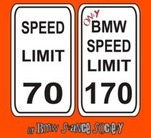 Bmw speed limit by BSsociety