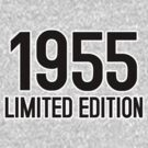 1955 LIMITED EDITION by mcdba