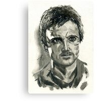 Jesse Pinkman from Breaking Bad  Canvas Print