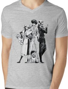 COWBOY BEBOP #08 Mens V-Neck T-Shirt