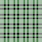 Green and Black Tartan by saleire