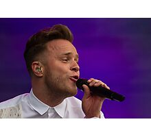 Olly Murs  Photographic Print