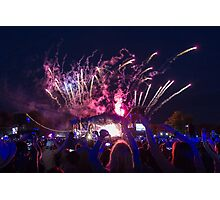 BST Hyde Park Photographic Print