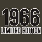 1966 LIMITED EDITION by mcdba