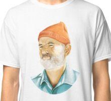 Steve Zissou (Bill Murray) T-Shirt Classic T-Shirt