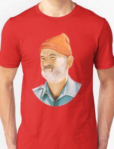 Steve Zissou (Bill Murray) T-Shirt Unisex T-Shirt