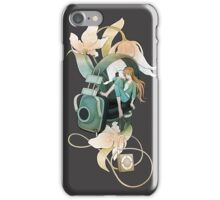 Thumbelina - grey iPhone Case/Skin