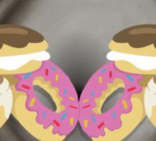 Buns • N • Donuts Sticker
