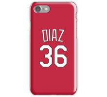 Aledmys Diaz iPhone Case/Skin