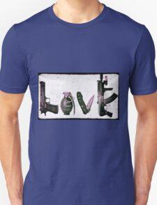'LOVE' GUNS  T-Shirt