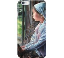 The Drying Room iPhone Case/Skin
