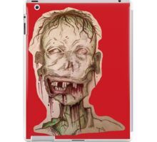 halloween project iPad Case/Skin