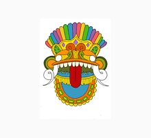 Ancient Aztec Mask revisited Unisex T-Shirt