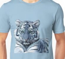 Tiger and Water Unisex T-Shirt
