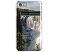 Kakabeka Falls Ontario iPhone Case/Skin