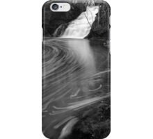 Holley Falls 3 iPhone Case/Skin