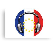podcast france logo Canvas Print