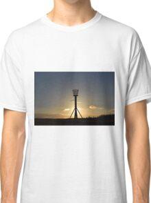 Medieval Fire Basket - Castle Hill Classic T-Shirt