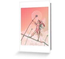 The Aeronaut Greeting Card