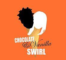 Chocolate & Vanilla by pondd