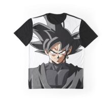 Black Goku Graphic T-Shirt