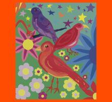 Birds Kids Tee