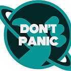 DON'T PANIC by Courtnee Eyelle