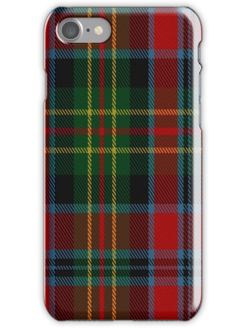 02187 Rhubarb, (Unidentified #9) Tartan  by Detnecs2013