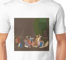 Bellini's Shape of Time Unisex T-Shirt