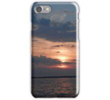 Amazing Sunset Sky iPhone Case/Skin
