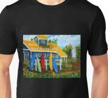 Memo: BOARD MEETING TODAY Unisex T-Shirt