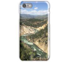 Yellowstone River III iPhone Case/Skin