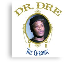 -MUSIC- Dr Dre The Chronic Cover Canvas Print