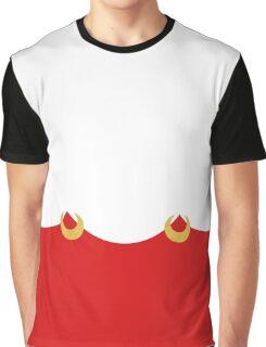 Sailor Boots Beige Graphic T-Shirt