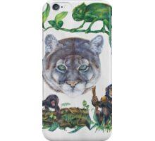 Wild Animals iPhone Case/Skin