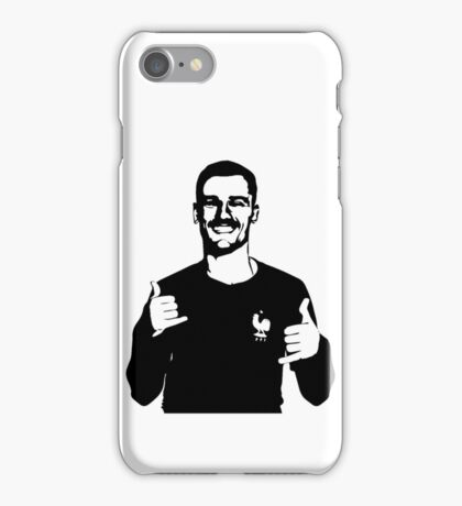 Griezmann's celebratrion iPhone Case/Skin
