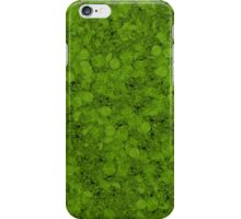Green coins  iPhone Case/Skin