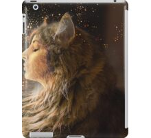 The Maine Coon lady iPad Case/Skin