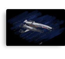 The Normandy: Painted in the Stars Canvas Print