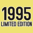 1995 LIMITED EDITION by mcdba